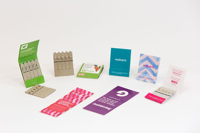 Seedstick Bookmarks