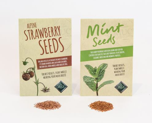 Seed Packets Muck Boots