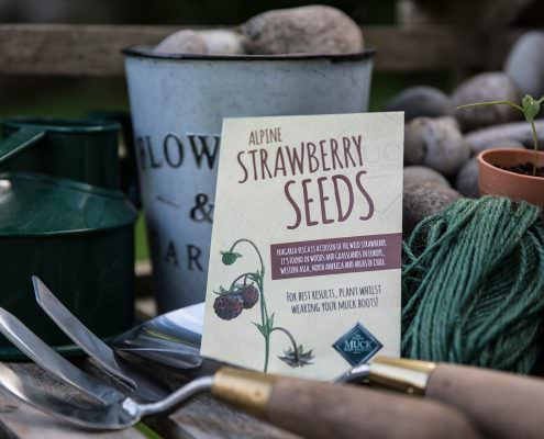 Strawberry Seeds Muckboots