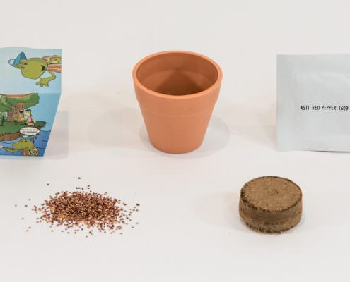 Wrap Around Seed Kit