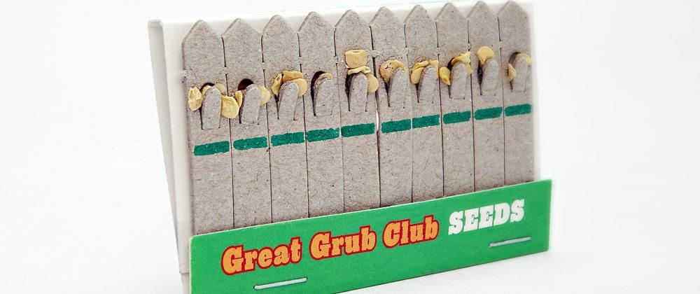 Seedsticks Great Grub Club