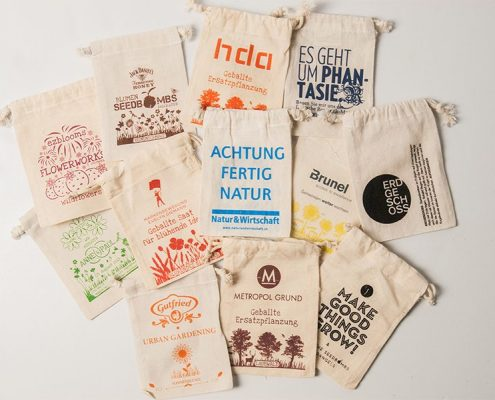 Seed Bombs - Plantable Promotional Products