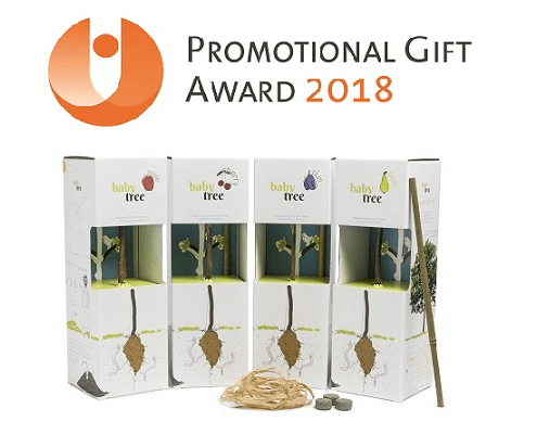 Baby Tree Kit - Winner of Promotional Award 2018