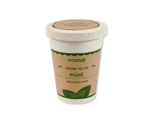 Eco Cup - Ecofriendly promotional product