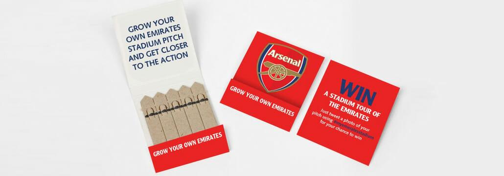 Arsenal Seedsticks