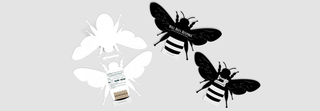 Seedsticks - Bee Shaped
