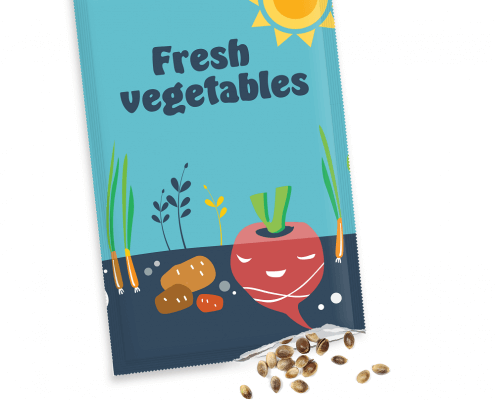 Promotional Seed Packets - Medium