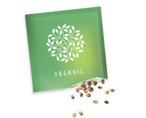 Promotional Seed Packets - Small