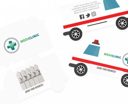 Ambulance -Medical Seedstick Shapes