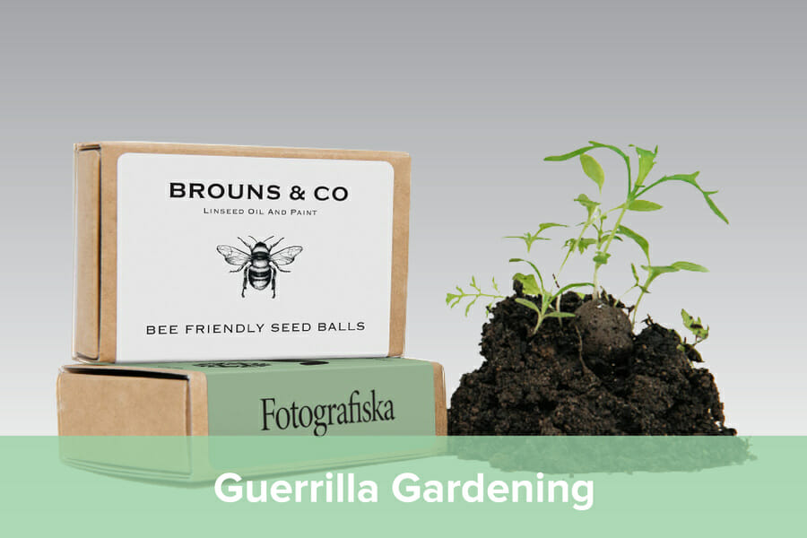 Guerilla Gardening Products