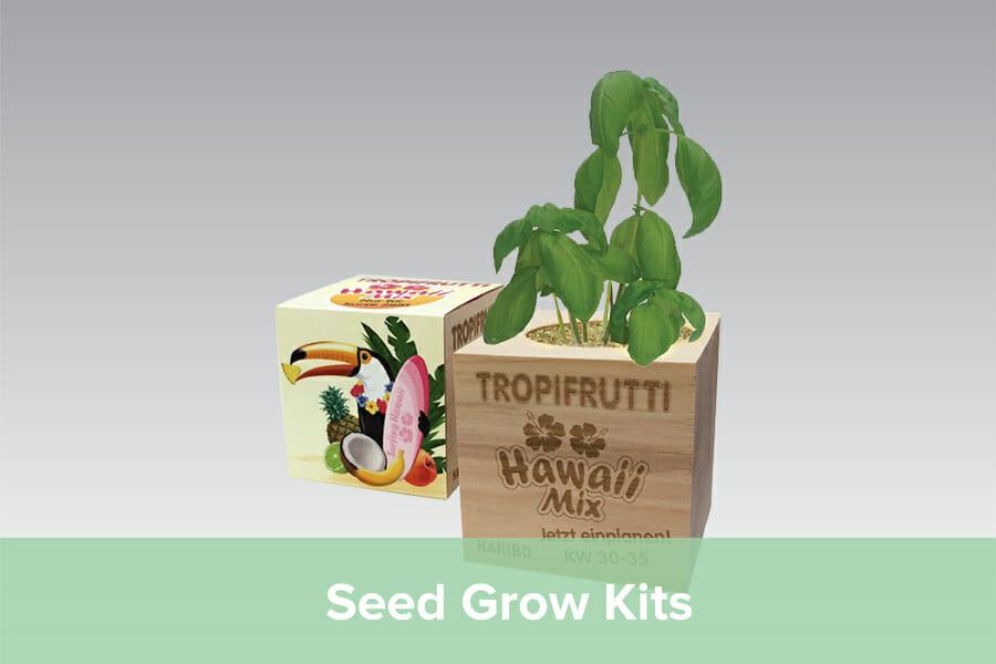 Custom Seed Grow Kits