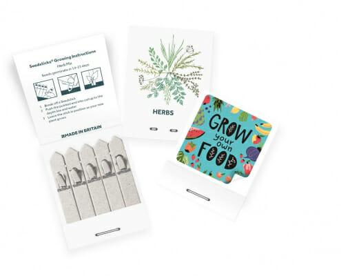 Express Seedsticks® - Herb Seeds