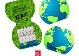 Earth Day Giveaway - Seedsticks