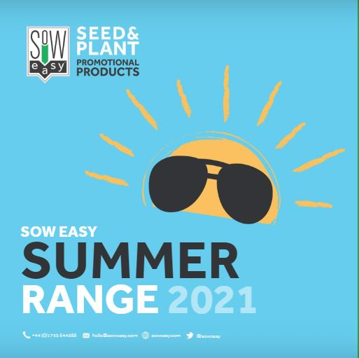 Sow Easy Sustainable Summer Giveaways Catalogue